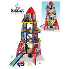 KidKraft Fun Explorers rocket ship Unique Christmas Gift Ideas for 3 year old 2010 Rocket Ship Top 10 Year Old |