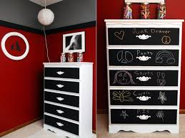 painted dresser ideaspainting old dressers white  Top Modern Interior Design Trends