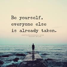 Being Yourself Quotes Adorable 48 Of The Greatest Ever Quotes On Being Yourself To Inspire And