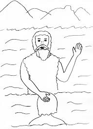 Pralon after wellcome v0032465.jpg 2,124 × 3,590; Coloring Page For John The Baptist Free Bible Stories For Children