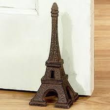 Eiffel Tower Home Decor Accessories Decorative Door Stoppers Eiffel tower door stop or bookend 48