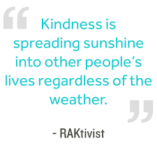 Random Acts Of Kindness Kindness Quote Kindness Is Spreading