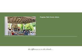 patio covers fort worth arbors