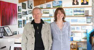 Peter Lambert: paintings + Rachel Lambert: jewellery - New Plymouth -  Eventfinda