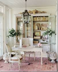 Image Feminine Sunroom Office Cozy Office Pinterest Like Mine Could Ever Be This Neat My Workspace Office Decor