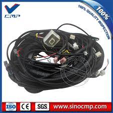 external wiring harness fits hitachi excavator zx cmp 4449447 external wiring harness fits hitachi excavator zx200 3 4449447 hitachi external