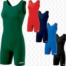Asics Men S Solid Modified Singlet Size Chart New Asics Jt200 Youth Or Adult Wrestling Singlet All Sizes