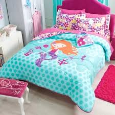 mermaid comforter architecture
