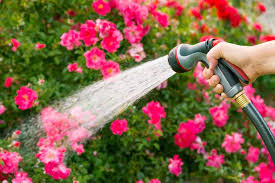 28 types of garden hoses and nozzles