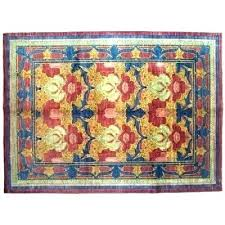 mission style rugs arts crafts purple wool area rug 9 1 and rugs mission style x