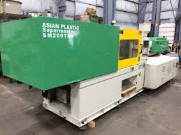Asian plastic injection molding