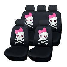 full size of car seat ideas skull car accessories uk skull steering wheel covers girly