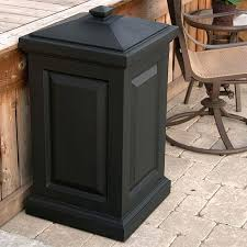 outdoor patio trash can gallon kitchen trash can trash can hideaway rectangular trash can decorative kitchen