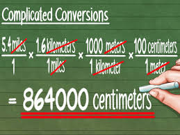 Kilometer Conversion Chart How To Convert Miles To Kilometers 9 Steps With Pictures