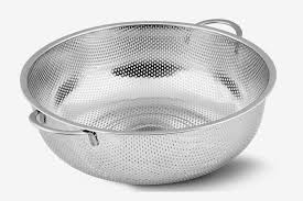 utopia kitchen stainless steel colander