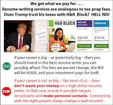 Why     of professionally written resumes should be burned     LinkedIn