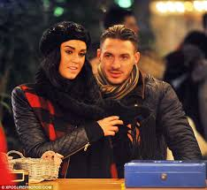 TOWIE star Kirk Norcross indulges in PDA with Geordie Shore's Vicky  Pattison | Daily Mail Online