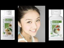 amway supplements for glowing skin