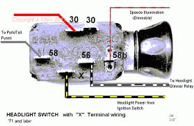 thesamba com beetle late model super 1968 up view topic Vw Beetle Headlight Wiring image may have been reduced in size click image to view fullscreen 2006 vw beetle headlight wiring harness