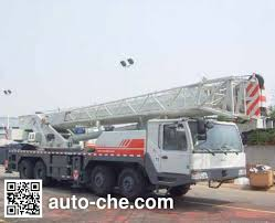 Zoomlion Qy50v Zlj5419jqz50v 50t Truck Crane On Zlj5414v