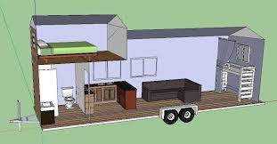 small house trailer floor plans fresh building tiny house important things before building tiny