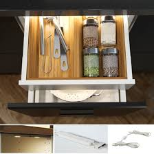 ikea lighting kitchen. IKEA Kitchen Integrated Lighting For Your Drawer Ikea