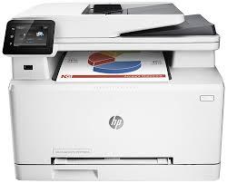 Hp Color Laserjet Pro M277dw Farblaserdrucker Amazon De Computer