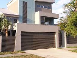 modern metal garage door. Image Of: Contemporary Residential Garage Doors Modern Metal Door