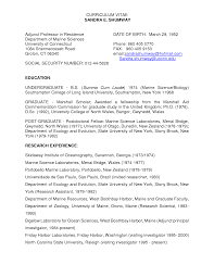 Professor Resume Examples Impressive Professor Resume Examples with Additional Resume format 47