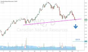 Cnq Stock Price And Chart Nyse Cnq Tradingview