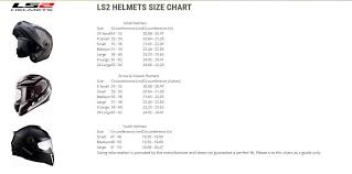 Ls2 Size Chart India Ls2 Stream Solid Full Face Motorcycle Helmet With Sunshield Matte Titanium Xx Large