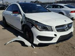 The los angeles salvage yards listed on the iscrap app are able to help you with your scrap recycling needs. Auto Auction Ended On Vin Wddsj5cb9fn220089 2015 Mercedes Benz Cla 45 Amg In Ca Los Angeles