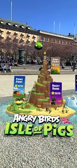 Angry Birds AR: Isle of Pigs ➡ App Store Review ✓ ASO | Revenue & Downloads