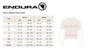 Endura Hummvee Size Chart Endura Hummvee Essential Hoodie