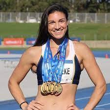 Michelle Jenneke (@mjenneke93) • Instagram photos and videos | Michelle  jenneke, Michelle, Female athletes
