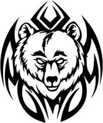 They contain a great deal of symbolism across a range of design ideas. 8 Tribal Bear Tattoo Ideas Bear Tattoo Tribal Bear Tattoo Bear Tattoos