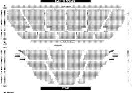 Sunderland Empire Seating Chart