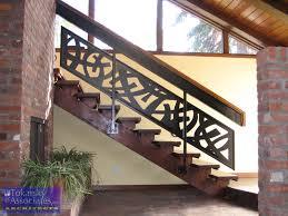 Photo Gallery of decorative metal railing & more. Custom metal art in a  railing!