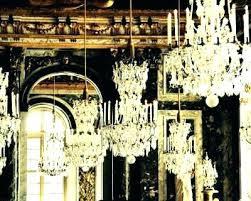 paris flea market chandelier french dining room boasts a beaded flea market chandelier illuminating a salvaged