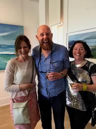 "Patsy Atkinson on Twitter: "".@joashbyartist & Majella O Neill Collins,seems  you weren't the only two enjoying the #Art exhibition 😀@rbsagallery  @CultureArk @memenow… https://t.co/9EY3aZljn4"""