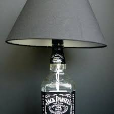 chandeliers whiskey bottle chandelier best lamps s on jack old no 7 recycled lamp kit