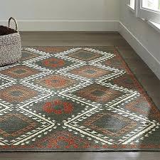 wool kilim rug wool rug crate and barrel rugs tile wool kilim rug mandarin