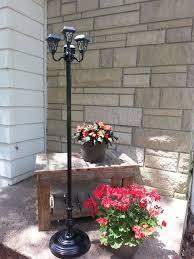 outdoor patio solar lights. Patio Ideas Repurposed Lamps Solar Lights, Lighting, Outdoor Living, Lights
