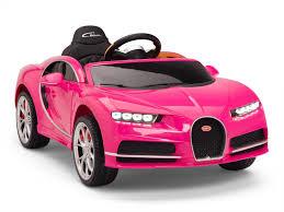 2020 yılında bugatti chiron car toy ve 1 ile oyuncaklar ve hobi ürünleri, otomobiller ve motosikletler için popüler 1 trendleri. 12v Bugatti Chiron Pink Ride On Car With Parent Remote And Leather Seat