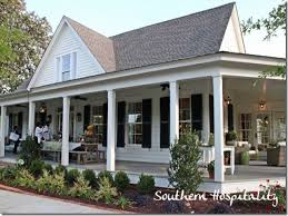 country house plans with porches beautiful southern living farmhouse revival four one story french design and designs free tuscan floor low architecture