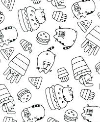 Pusheen Coloring Pages Print This Coloring Page Pusheen Coloring
