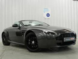 Used Aston Martin Vantage Am1 Silver 4 7 Convertible Banbury Oxfordshire Banbury Motors