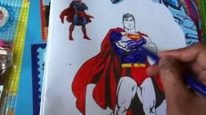 Superman drawing drawing superheroes superhero coloring pages cute coloring pages avengers coloring coloring books. Color Superman Cartoon Drawing Kids Activity Colors For Children Youtube