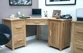 solid wood corner desk pretty desks unit wooden with home office o36 desks
