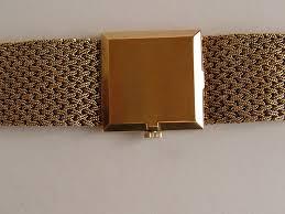 antiques atlas vintage 9ct gold bueche girod unisex wristwatch bueche girod 9ct gold